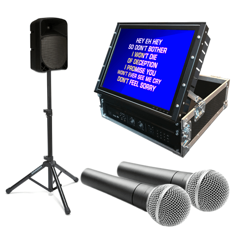 basic Karaoke Package 1