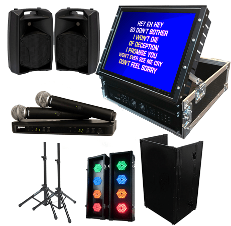 Karaoke Package