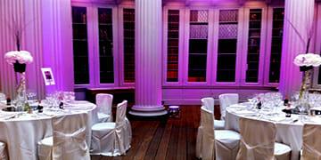 Wedding PA lighting Rental
