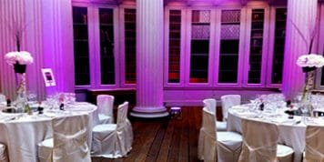 Wedding PA lighting Rental