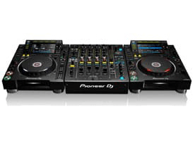 DJ Gear Hire Edinburgh