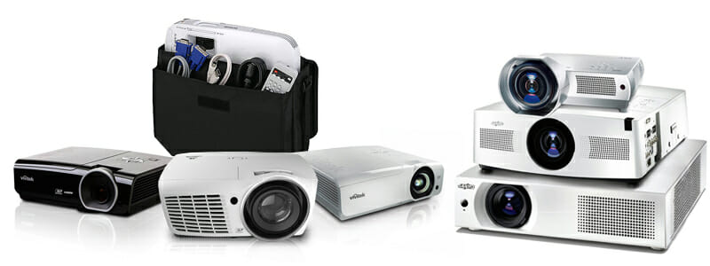 presentation projector hire edinburgh