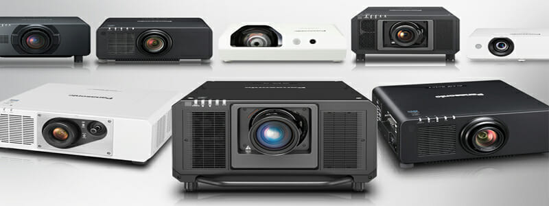 Large venue projector hire edinburgh