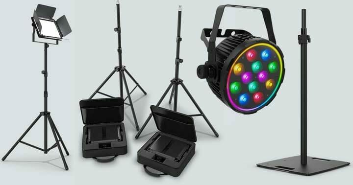 CHAUVET DJ 2021 New Product Launch