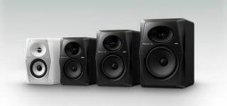 Pioneer DJ VM monitor speakers