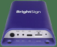 Digital signage scotland brightsign